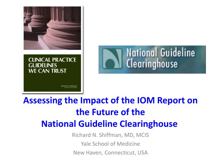 reflection paper on iom future of nursing report