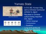 yamato state