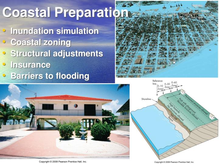 Coastal Preparation
