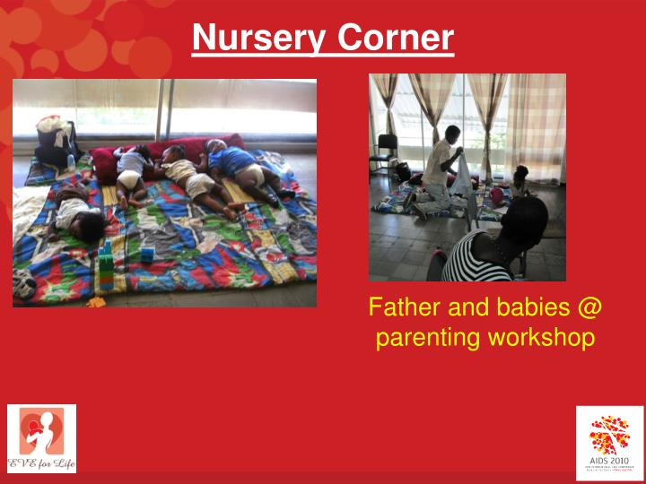 Nursery Corner