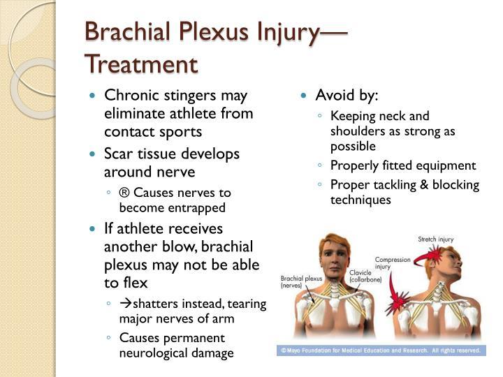 Brachial Plexus Injury—