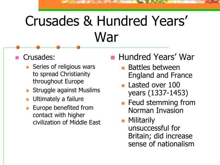 Crusades: