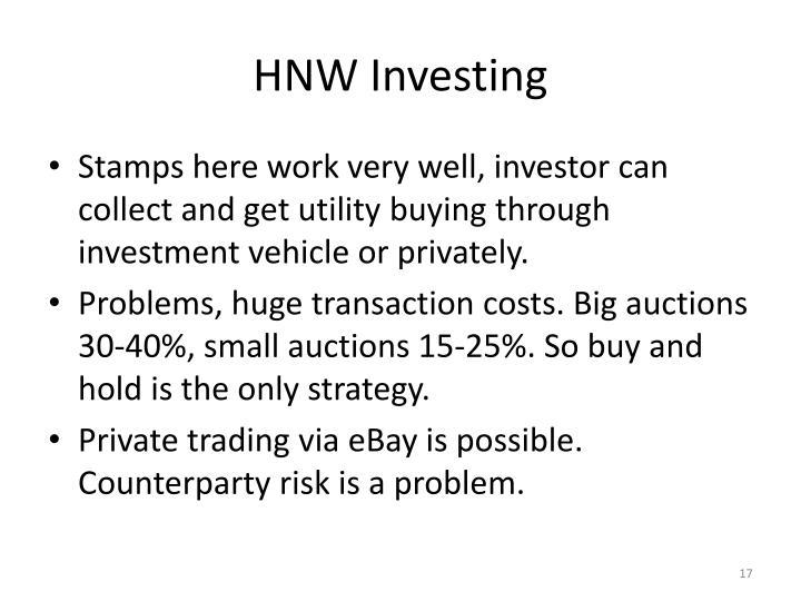 HNW Investing