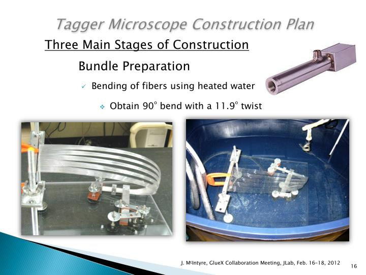 Tagger Microscope Construction Plan