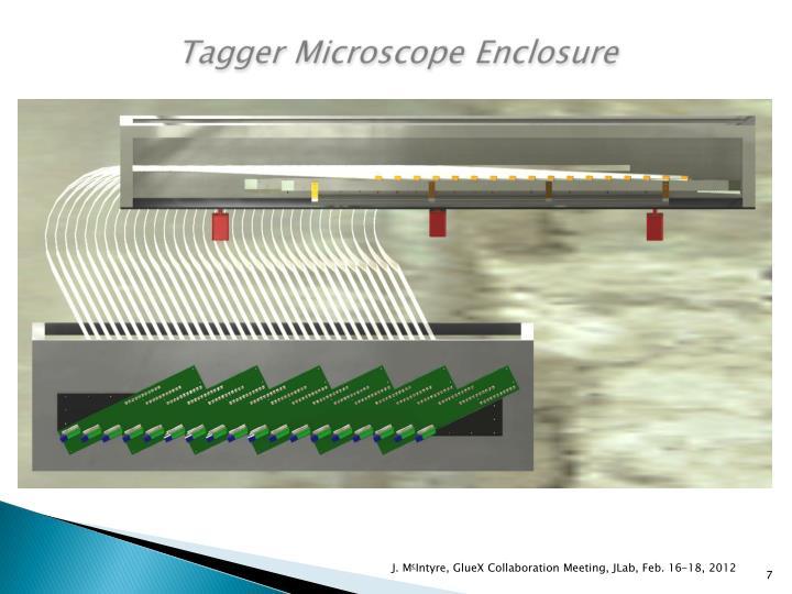 Tagger Microscope Enclosure