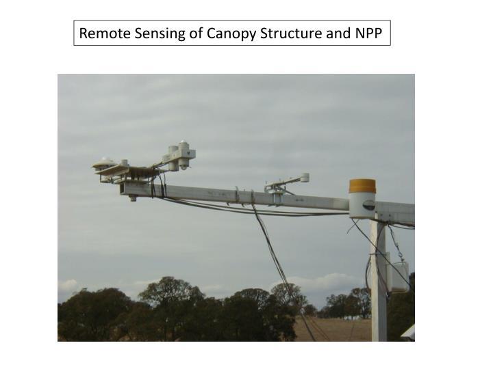 Remote Sensing of