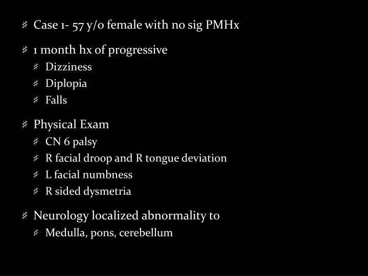 PPT - UNC Neuroradiology-Neuropathology Conference PowerPoint