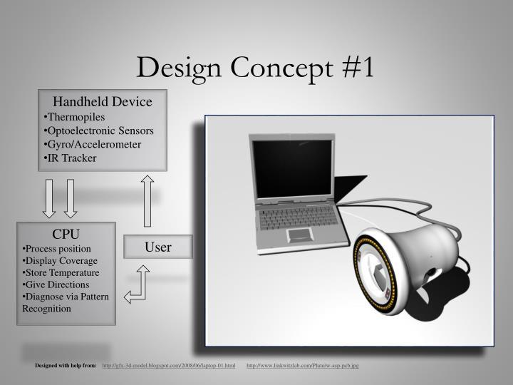 Design Concept #1