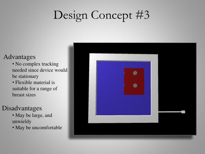 Design Concept #3