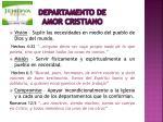 departamento de amor cristiano1