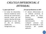 c lculo diferencial e integral1