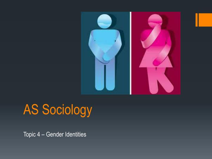 gender roles sociology In considering the debate, discussed in the text, between biology and sociology over the origins of gender roles, some widely cited studies by sociologists over gender differences in children's play and games provide important evidence for the importance of socialization.