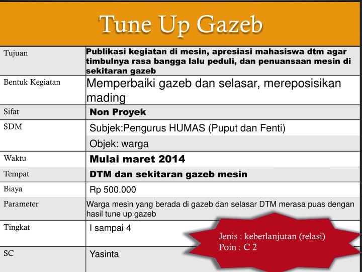 Tune Up