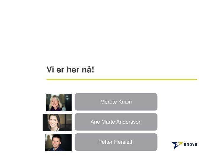 Merete Knain