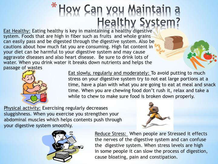 Eat Healthy: