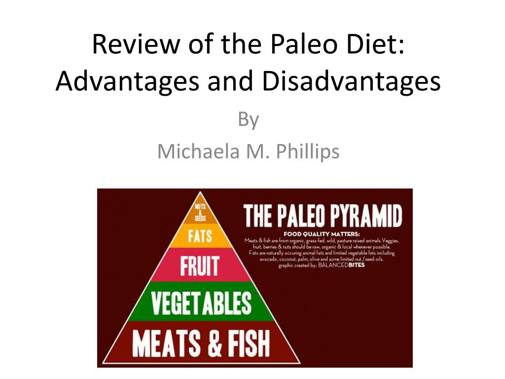 fasults of the paleo diet