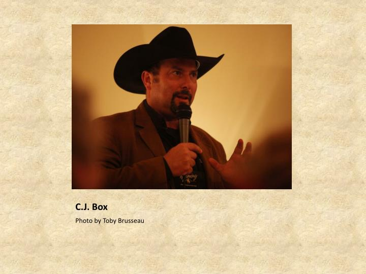 C.J. Box
