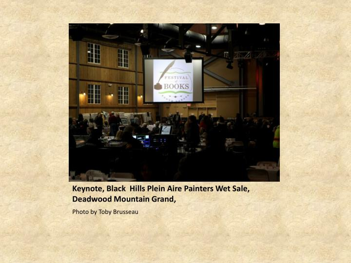 Keynote, Black  Hills