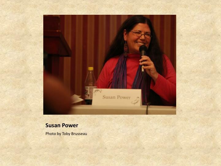 Susan Power