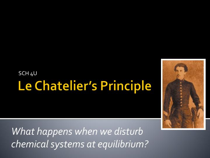le chatelier s principle According to le chatelier's principle, if pressure is increased, then the equilibrium shifts to the side with the fewer number of moles of gas.