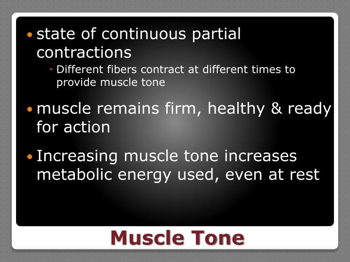 state of continuous partial contractions