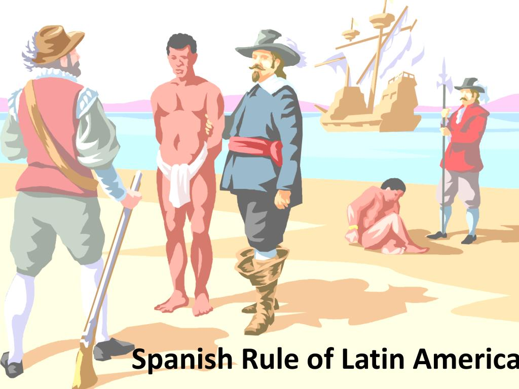 spanish invasion of america