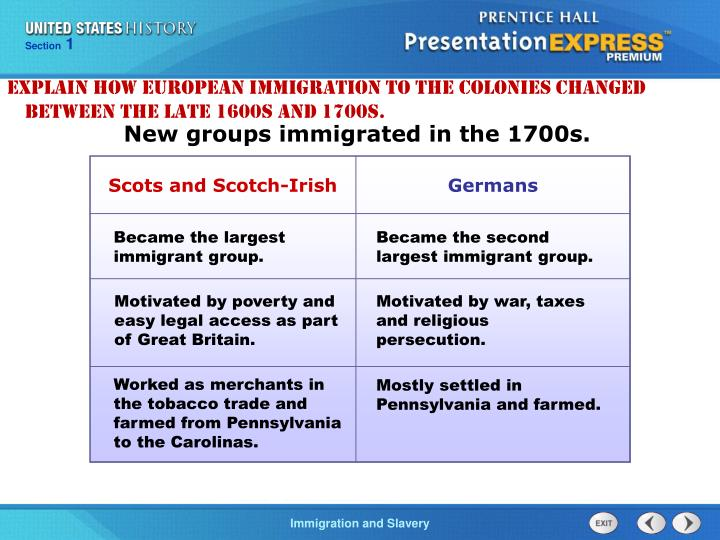 the colonies of the late 1600s and the early 1700s American colonies in early 1600 and 1700 name institution date introduction america's colonial history can be described in terms of the economic, political and social events of the early sixteenth and seventeenth centuries the two centuries came with two sets of societies altogether.