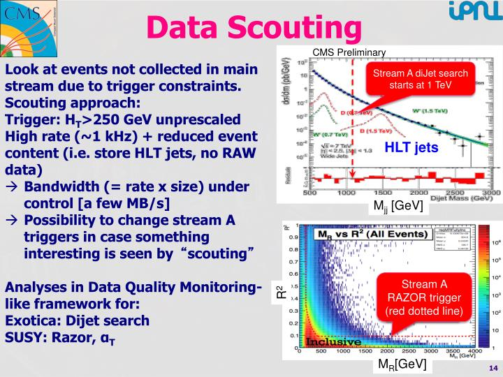 Data Scouting