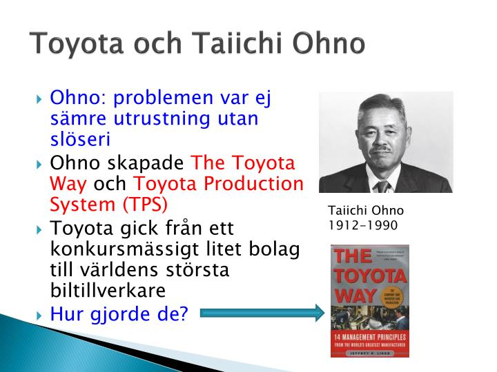Toyota och