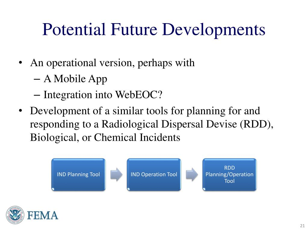 PPT - Improvised Nuclear Device (IND) Planning Tool Introduction