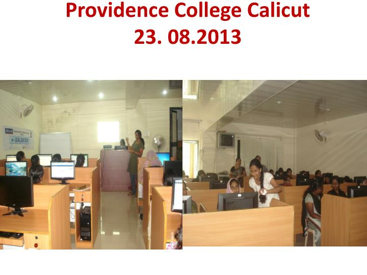 Providence College Calicut