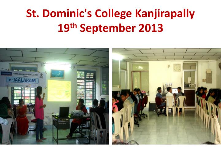 St. Dominic's College