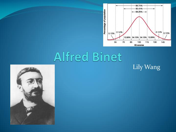 the life of alfred binet