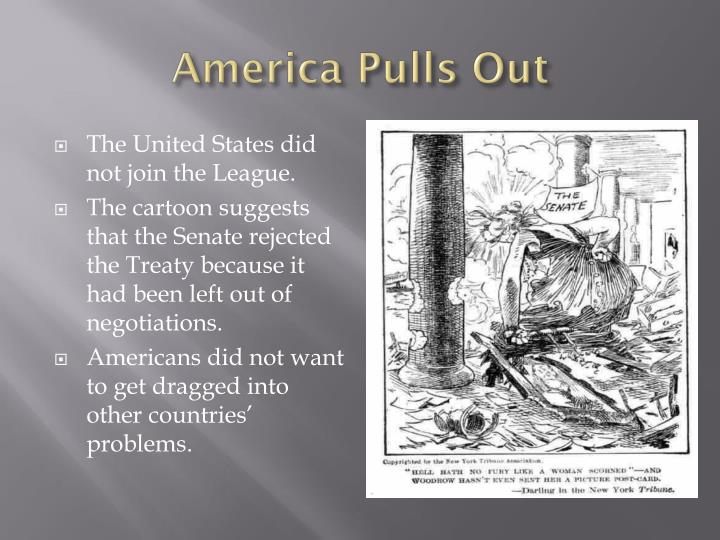 America pulls out