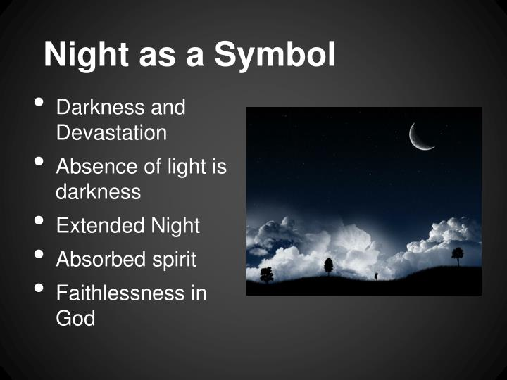 Ppt Night Symbolism Powerpoint Presentation Id2184029
