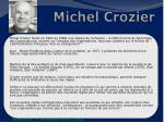 michel crozier2
