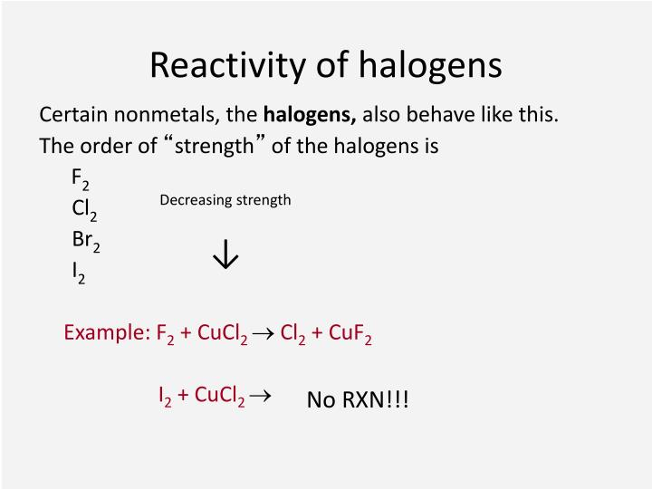 Ppt Chemical Reactions Powerpoint Presentation Id 2185792