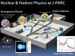 nuclear hadron physics at j parc