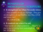 benefits of memorizing scripture1