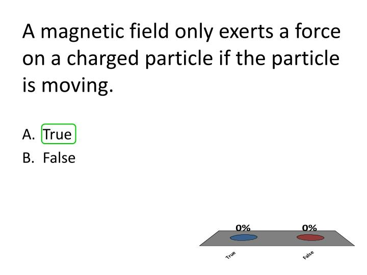 magnetic force on a moving charge Magnetic fields exert forces on moving charges, and so they exert forces on other magnets, all of which have moving charges right-hand rule 1 the magnetic force on a moving charge is one of the most fundamental known.