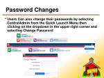 password changes1