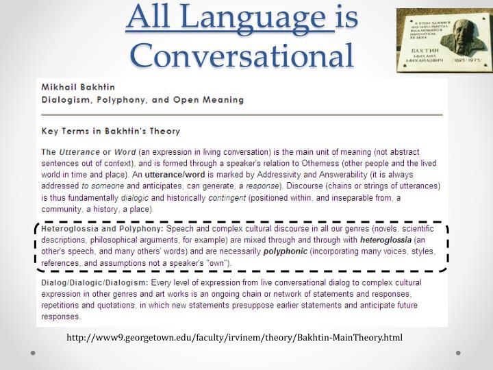 All Language