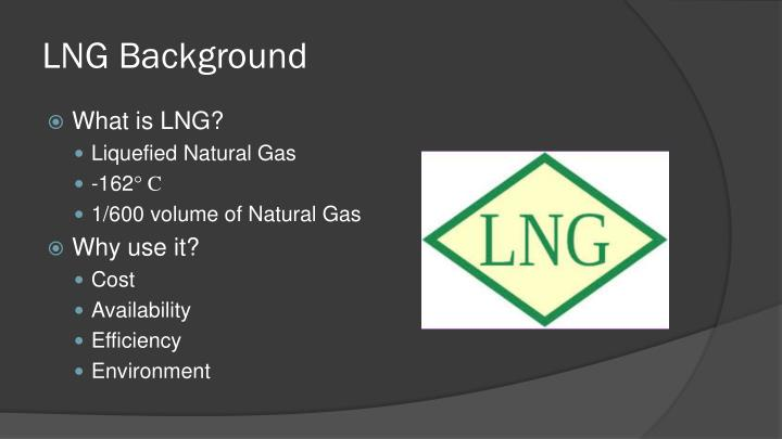 Lng background
