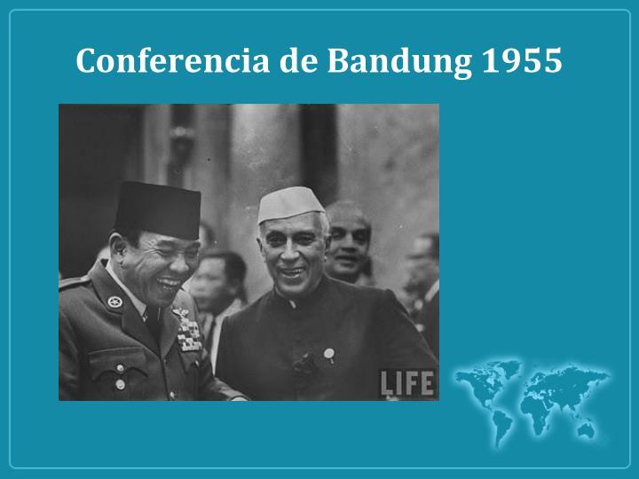 Conferencia de Bandung