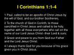 i corinthians 1 1 4