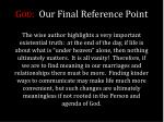 god our final reference point2