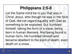 philippians 2 5 8