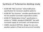 synthesis of tullamarine desktop study