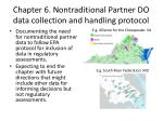 chapter 6 nontraditional partner do data collection and handling protocol