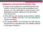 emergency evacuation procedure fire5
